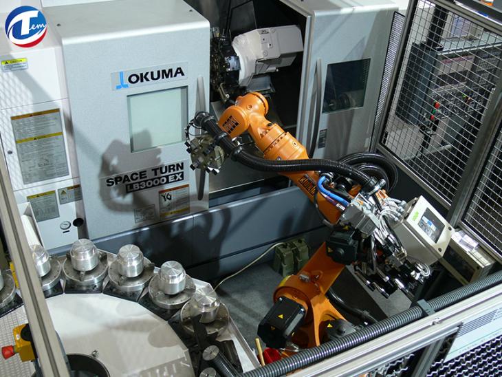 数控机床自动化设备
