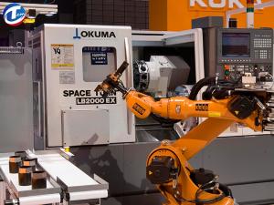 工业机器人自动化设备