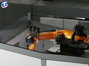 加工中心自动化集成
